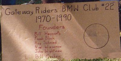 Founding Members Sign