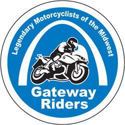Gateway Riders club logo