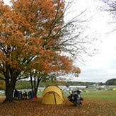 Motorcycle Camping at the Falling Leaf Rally.