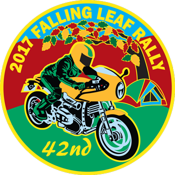 2017 Falling Leaf Rally logo