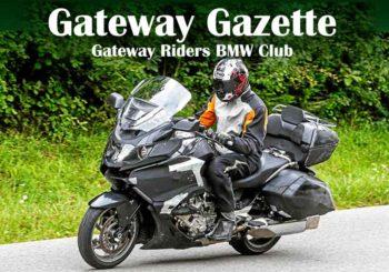 Gateway Gazette monthly newsletter